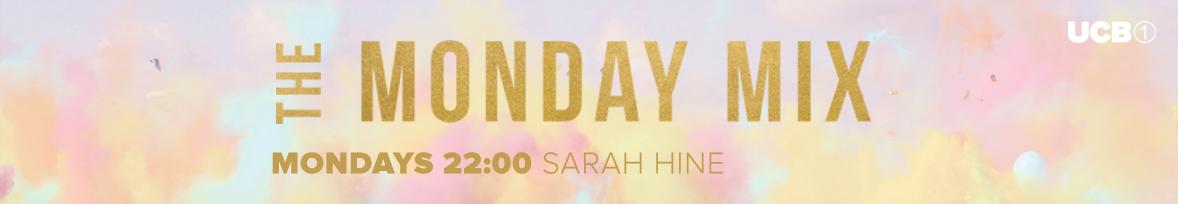 Mondays 22:00 with Sarah Hine
